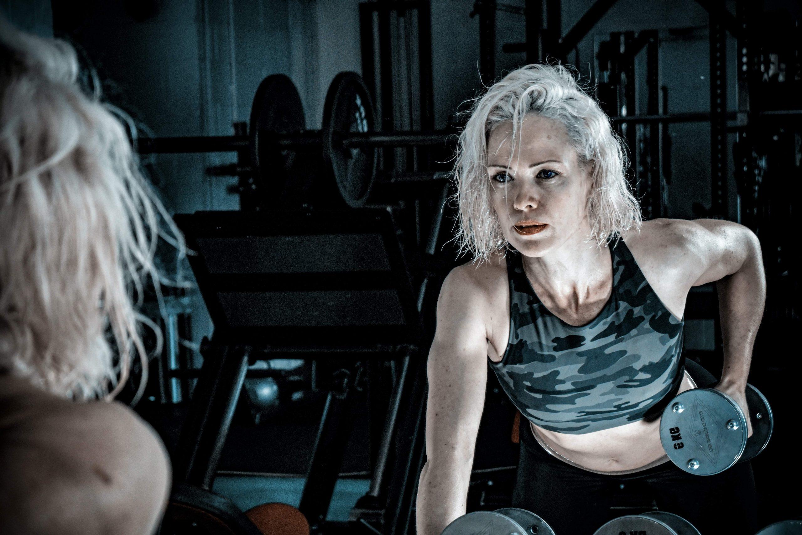 huvudvärk efter träning